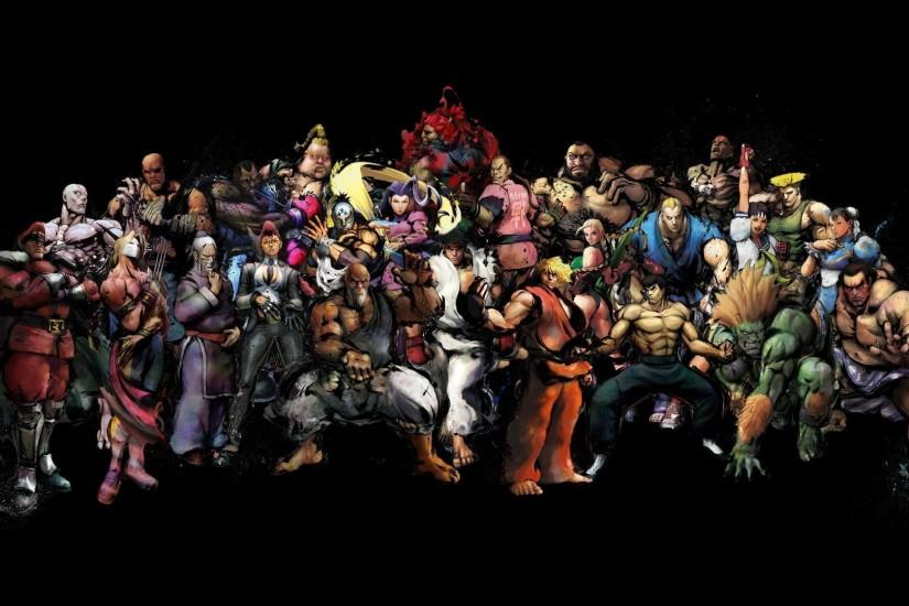 new street fighter wallpaper 1920x1080