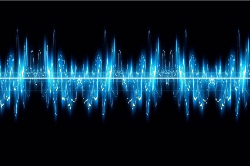 Wallpapers For > Moving Sound Waves Wallpaper