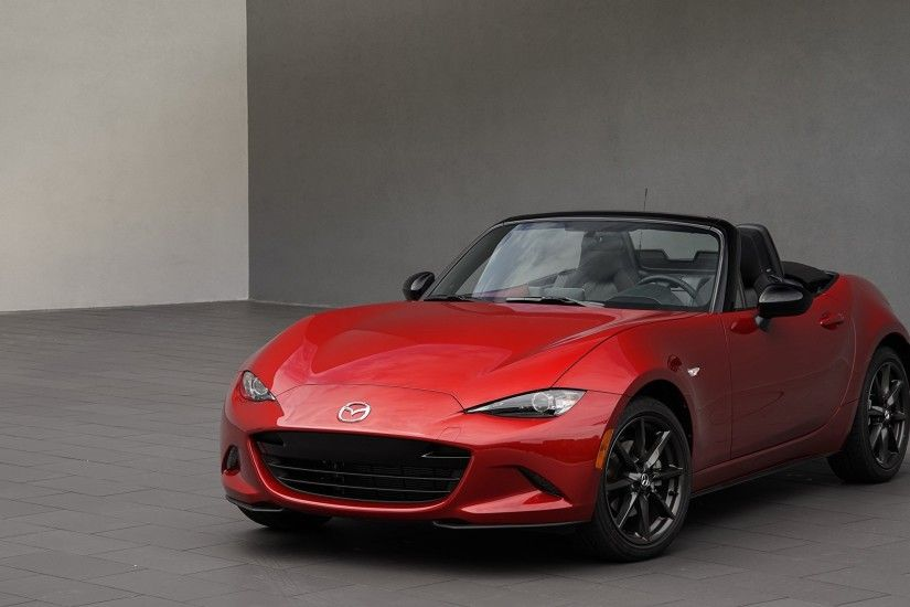 Images Mazda MX 5, Miata, US Spec, ND Convertible Red Cars