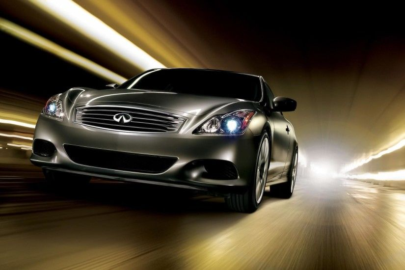 Infiniti G37 Coupe Wallpaper
