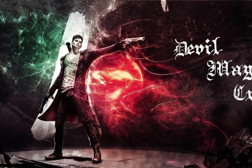 ... Devil May Cry HD Background ...