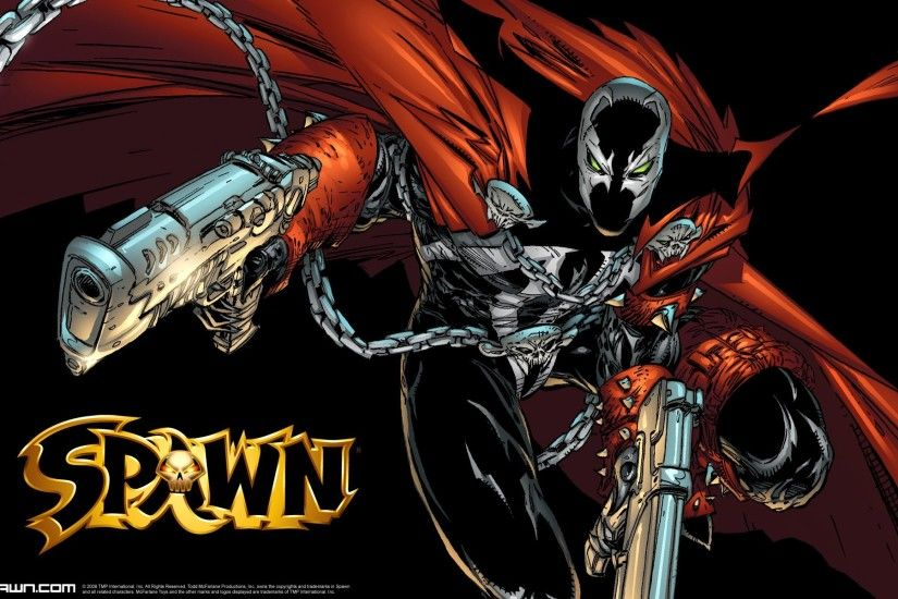 Superhero from Hell : Spawn Comics Wallpapers(Vol.02) 1920*1200 NO
