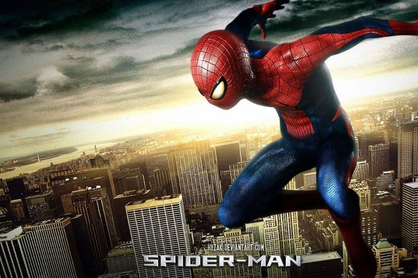 The Amazing Spider Man 3 Wallpapers - Wallpaper Zone