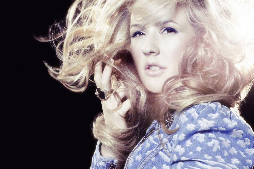 Ellie Goulding backdrop wallpaper