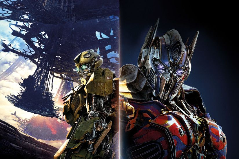Bumblebee Optimus Prime Transformers The Last Knight
