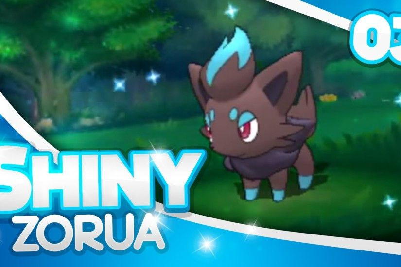 Pokemon [ORAS] Shiny Hunting - #03 - Chain of 43 SHINY ZORUA! - YouTube