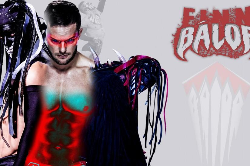 The Demons Within - Finn Balor Wallpaper ...