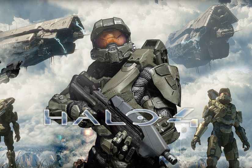 Halo 4 Wallpapers in HD