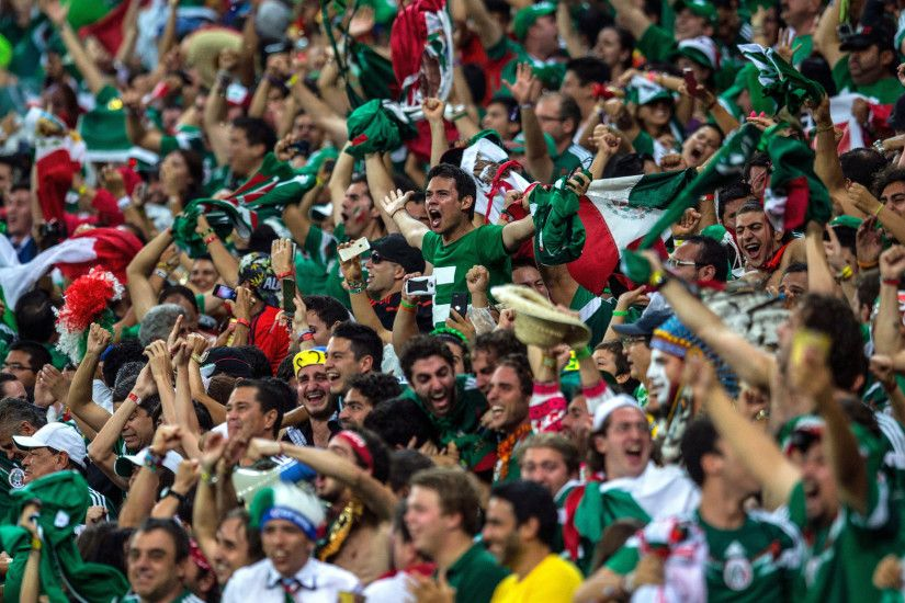 FIFA will not discipline Mexico for fans using derogatory chant - LA Times