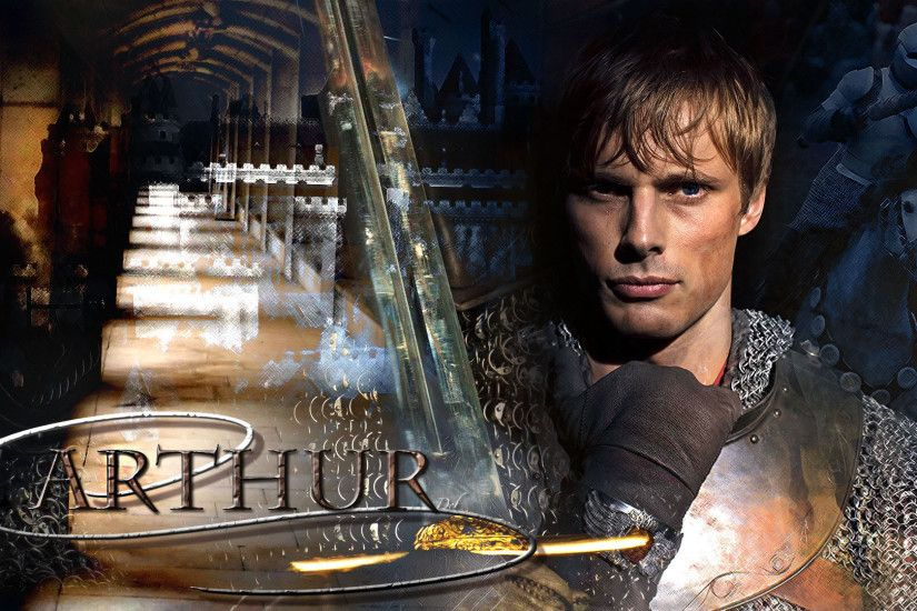 Merlin Arthur Bradley James by TW1977 Merlin Arthur Bradley James by TW1977