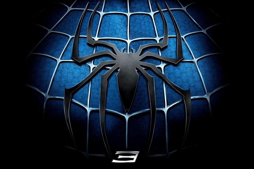spiderman 3 download wallpaper logo