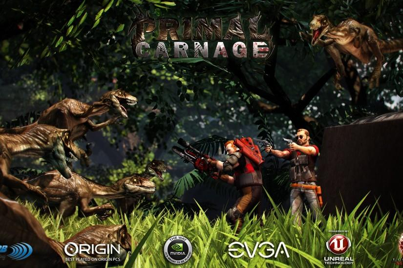 Primal Carnage Has A New Video Released | Capsule Computers - Gaming .
