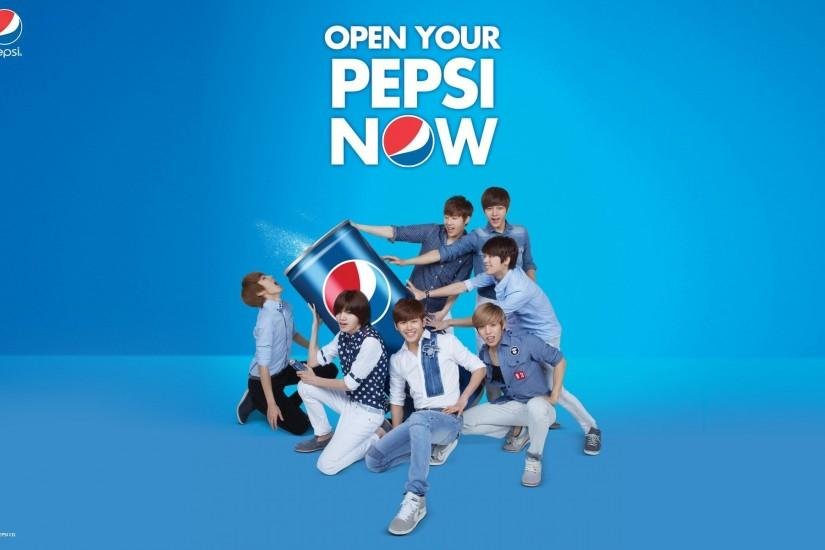 PEPSI soda drink logo poster cola drinks 1pepsi poster kpop k-pop wallpaper