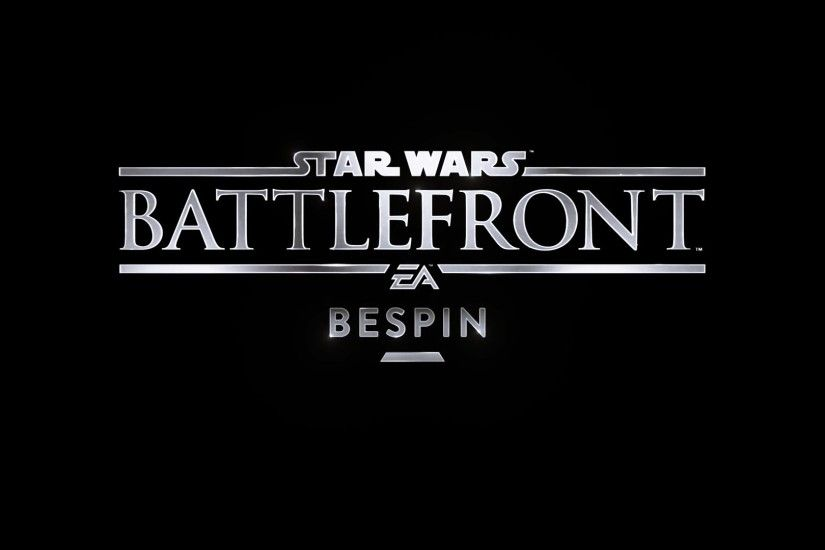 Star Wars Battlefront Bespin Logo Wallpaper 01319