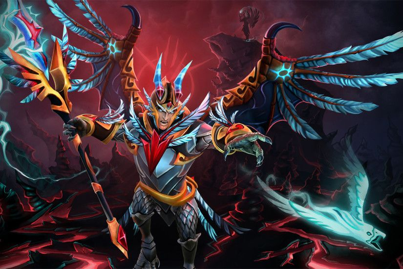 Skywrath Mage (Unrequited Corruption set)