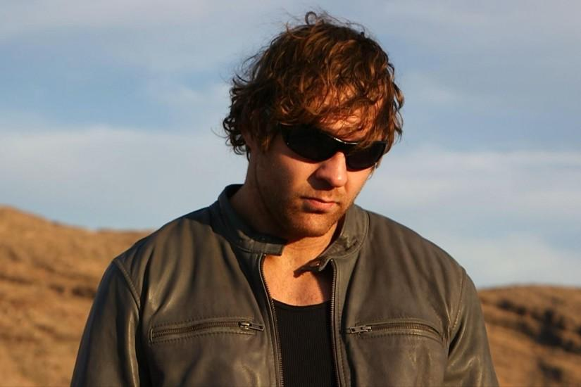 Dean Ambrose Spectacled Wallpaper Free HD Desktop and Mobile Wallpaper