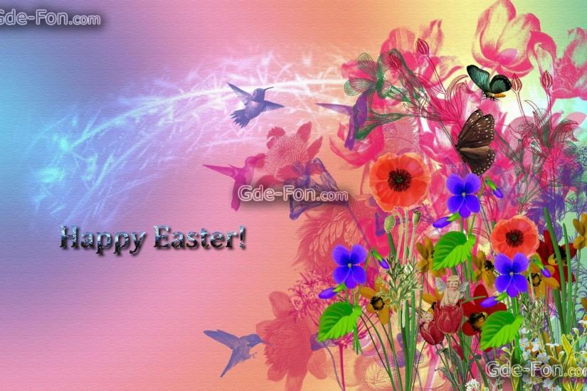 easter wallpaper 1920x1200 4k