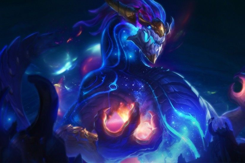 Aurelion Sol League of Legends