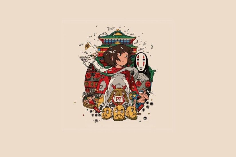 ... Cool Spirited Away Wallpaper Free Wallpaper For Desktop and Mobile in  All Resolutions Free Download Download