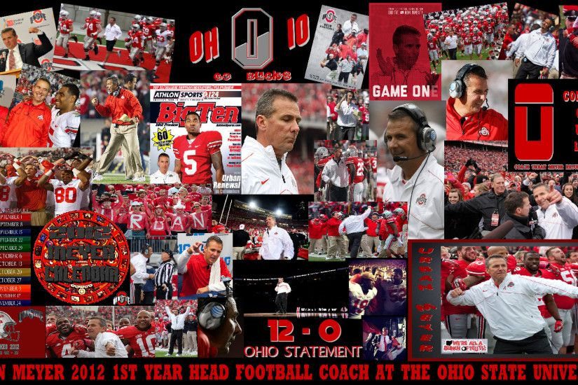 OHIO STATE BUCKEYES college football (7) wallpaper | 1920x1080 | 210971 |  WallpaperUP