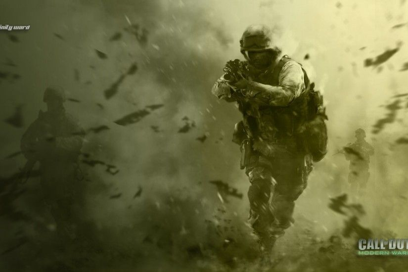 HD Wallpaper | Background ID:78327. 1920x1080 Video Game Call Of Duty ...