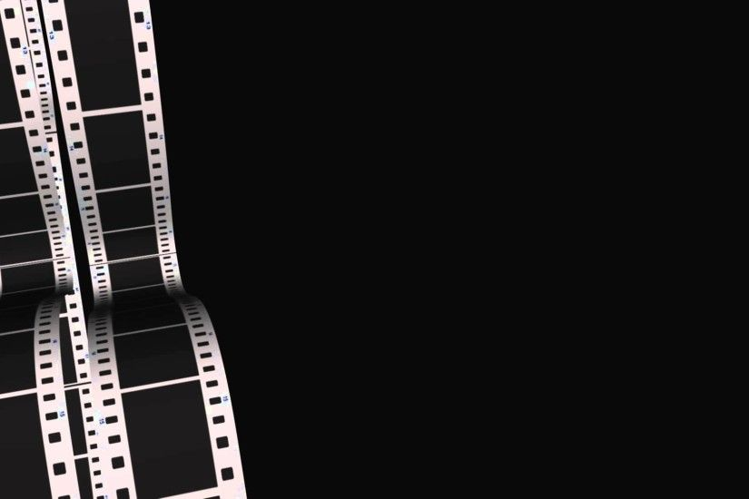 Free Stock Video Download - 35mm Film Reels - Theatre Animated Background -  YouTube