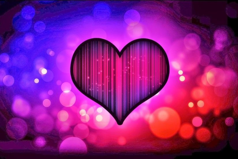 Love heart abstract hd wallpaper image photo picture