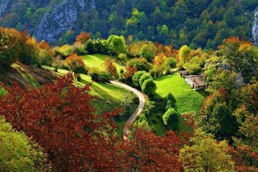 ... Most Beautiful Green Mountain Wallpaper 17 Beautiful Mountain Wallpaper  High Resolution With Wallpapers Wide ...