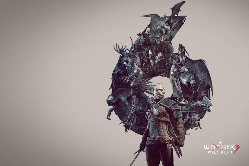 The Witcher 3: Wild Hunt Widescreen Wallpaper