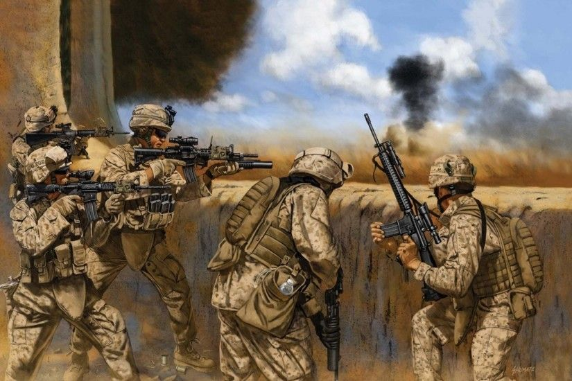 smoke art iraq men war us armed forces fire equipment