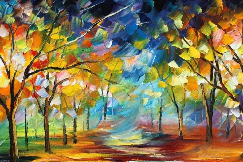 Famous Abstract Paintings Art