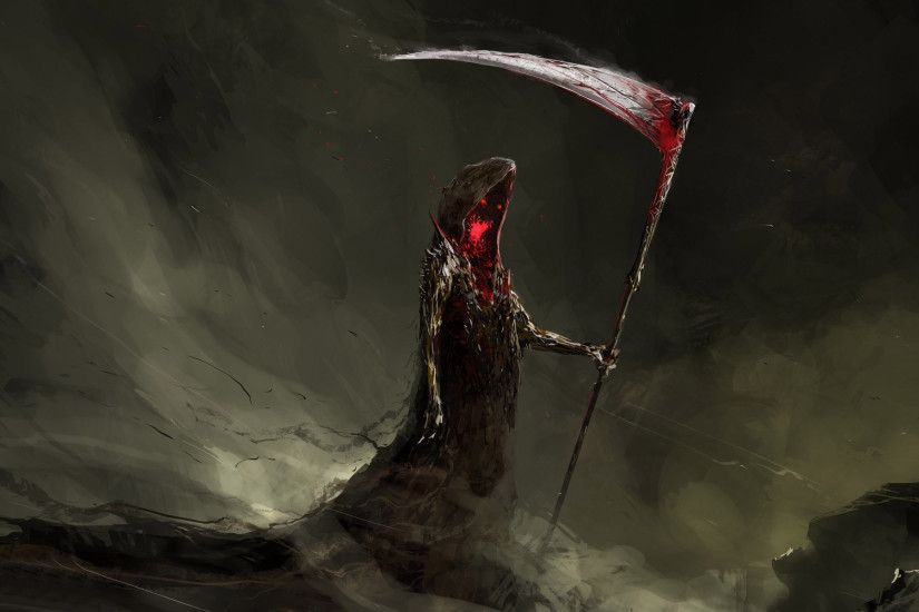 Grim Reaper HD Wallpaper 1920x1080 Grim Reaper HD Wallpaper 1920x1200