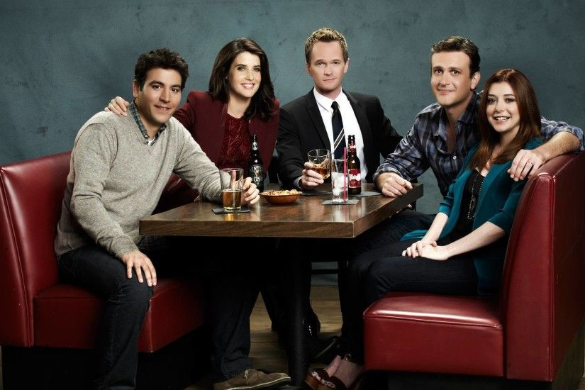 Wallpapers - How I Met Your Mother Streaming