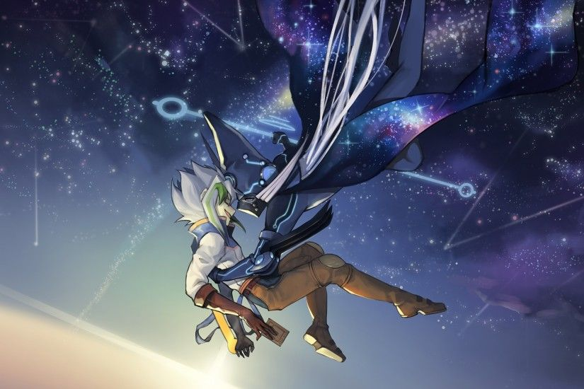 Yu Gi Oh Monsters Wallpaper by kamon san Source · Download 3840x2160  Astrograph Sorcerer Zarc Yu gi oh Arc V