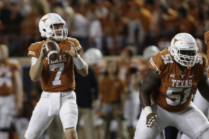Texas depth chart updates for the Texas Bowl