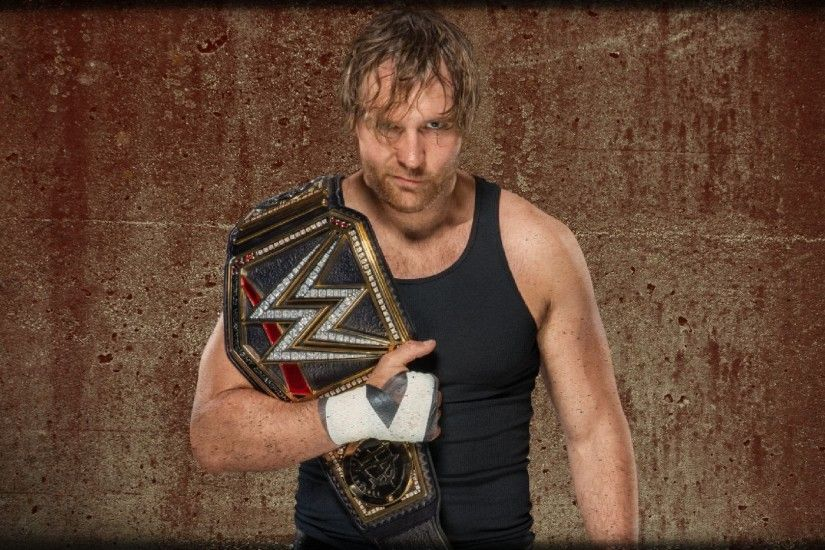 WWE Dean Ambrose Theme Song 2016 [Arena Effect] (HD)