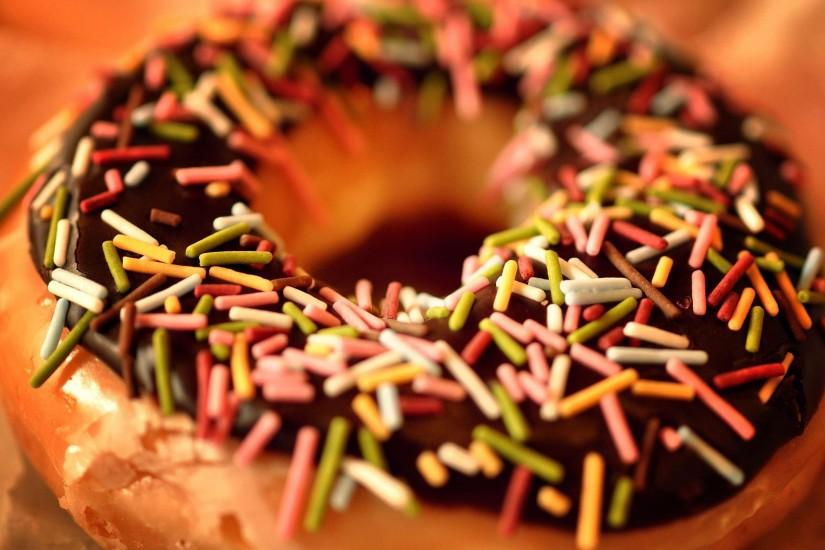 5 Excellent HD Donut Wallpapers