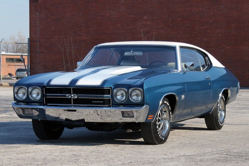 1970 Chevrolet Chevelle SS 454 Blue Muscle Classic USA 3072x2045-01  wallpaper | 3072x2045 | 654010 | WallpaperUP