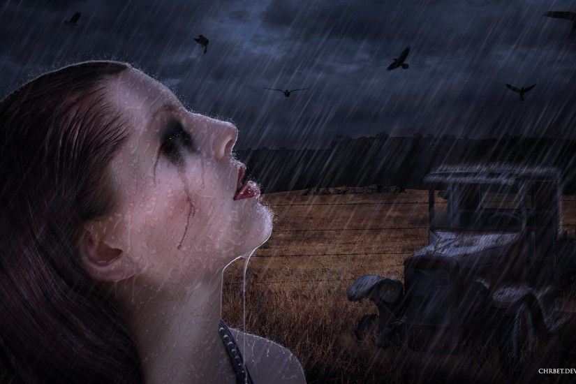 people, rain sad, backgrounds,artworks, tablet backgrounds, alone, mood,  sadness, hd images,lonely, loneliness, drops, girl, abstarct stock images,  emotion, ...