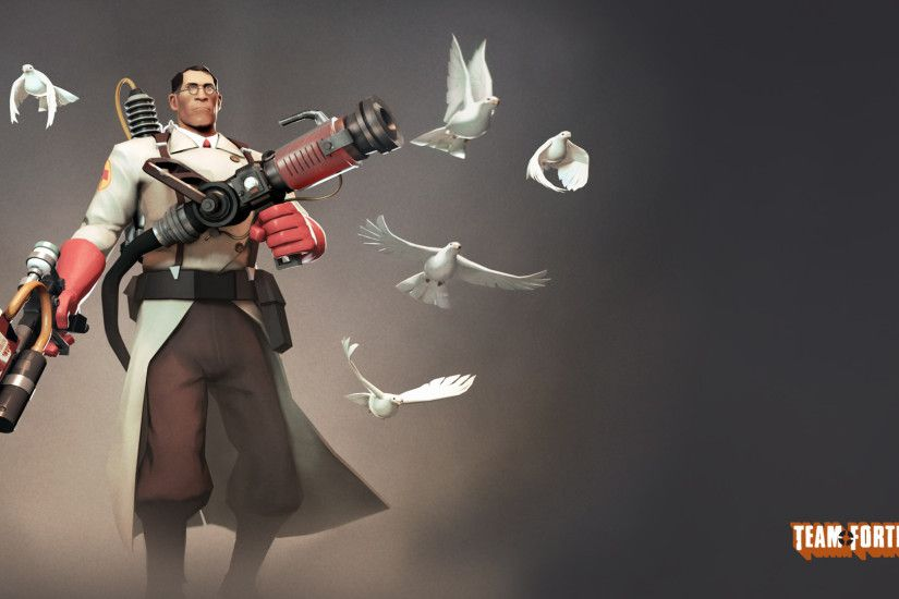 Team Fortress 2(TF2) images TF2 Medic HD wallpaper and background photos