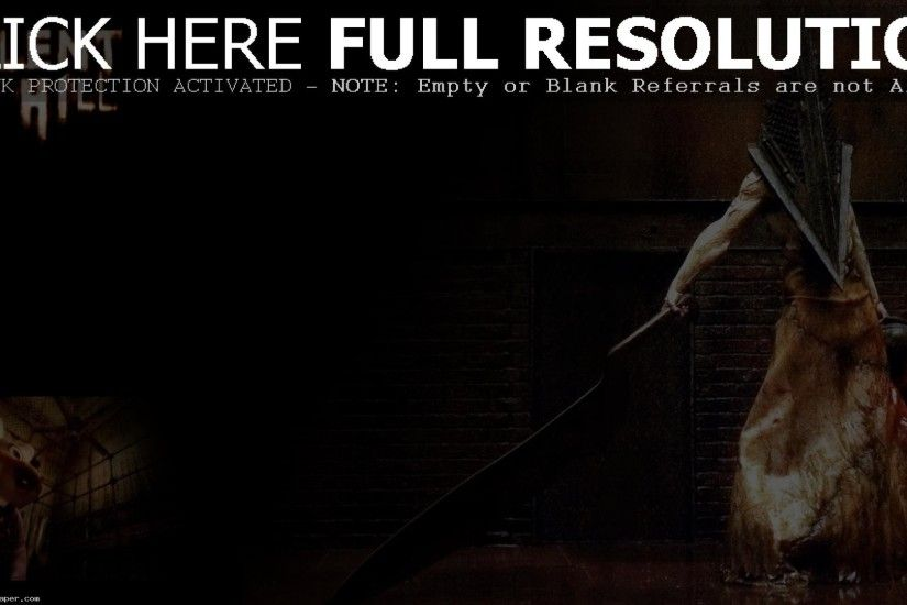 Amazing Silent Hill High Definition Wallpaper