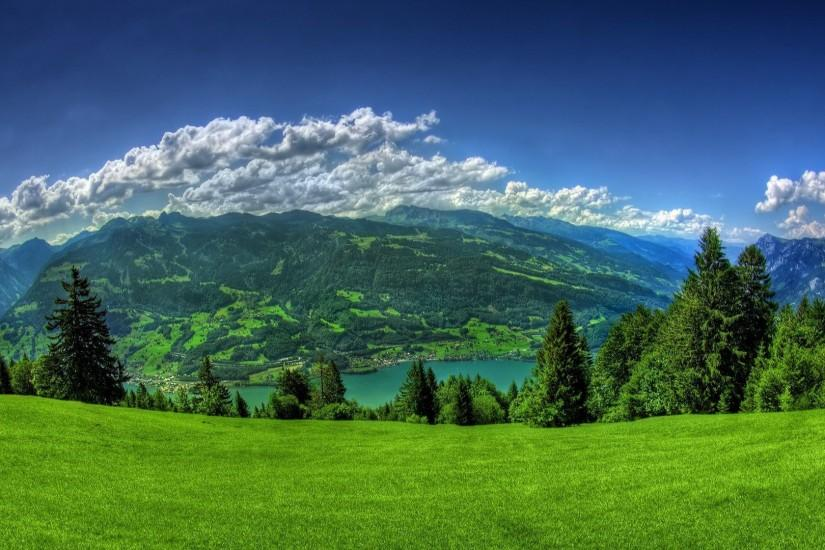 Green Nature Desktop Wallpaper, Green Nature Images