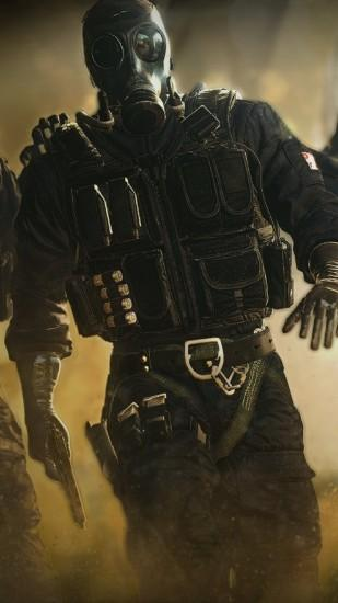beautiful rainbow six siege wallpaper 2160x3840 for android