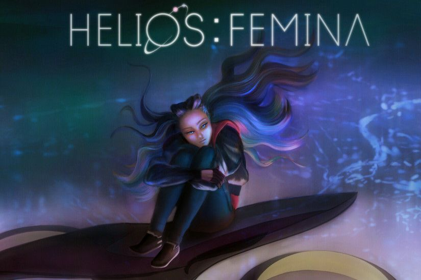 Michelle Phan's new graphic novel HELIOS: FEMINA
