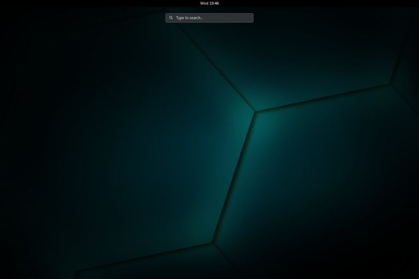 The openSUSE Tumbleweed GNOME Default Desktop