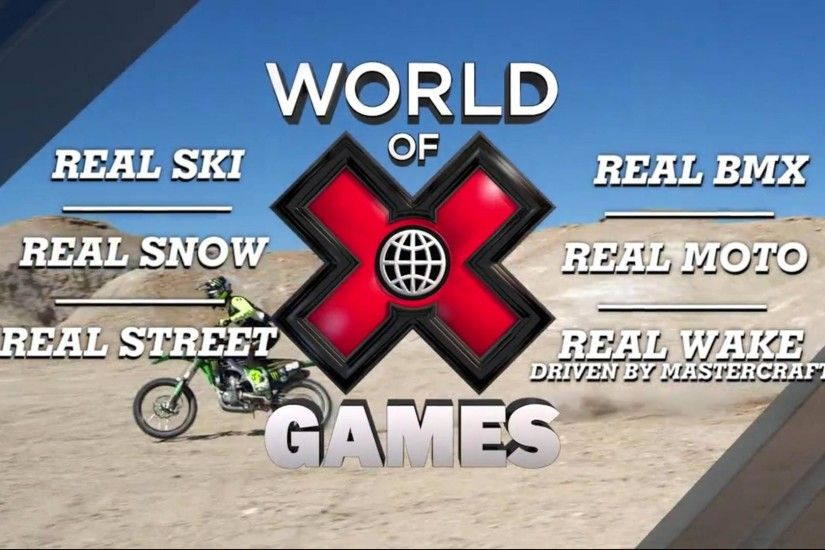 """World of X Games"" Real Series is back for 2018"