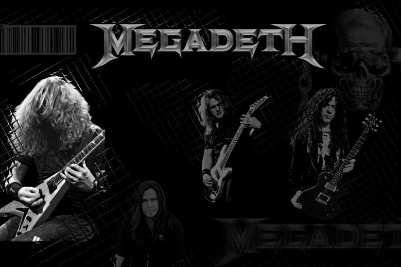 Megadeth Wallpaper - Megadeth Photo (23008076) - Fanpop