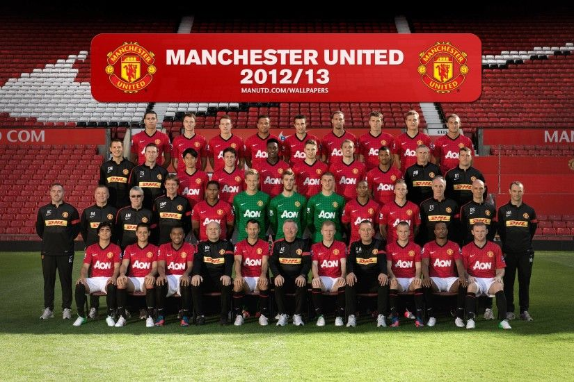 Manchester United 2013 Wallpaper HD #4610 | Hdwidescreens.