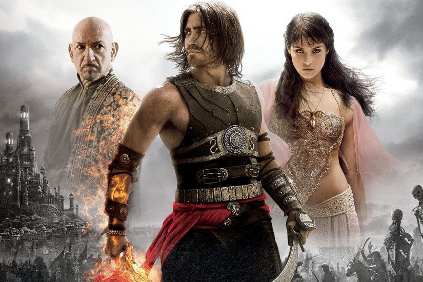 2010 Prince of Persia The Sands of Time Movie wallpapers (62 Wallpapers)