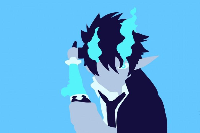 blue exorcist wallpaper 1920x1080 windows xp